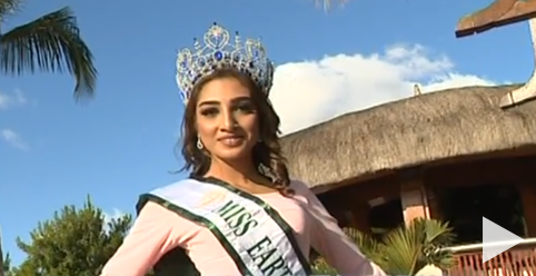 Miss Earth Mauritius 2017 Eco-Video