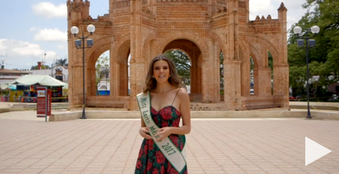Miss Earth Mexico 2017 Eco-Video