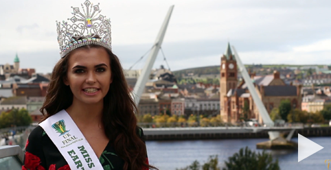 Miss Earth Northern Ireland 2017 Eco-Video