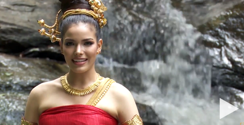 Miss Earth Thailand 2017 Eco-Video