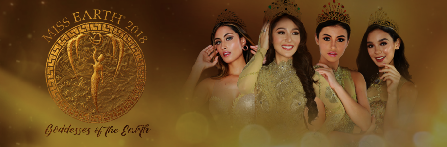 Miss Earth 2018 : Goddesses of the Earth