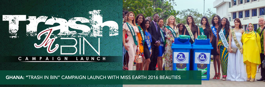 Miss Earth 2016 Beauties in Ghana